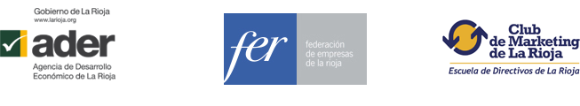 ADER, FER, Club de Marketing de La Rioja